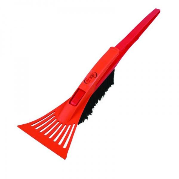 Jolie Racleta Standard Din Plastic Cu Perie Maner Scurt 52CM 106-015