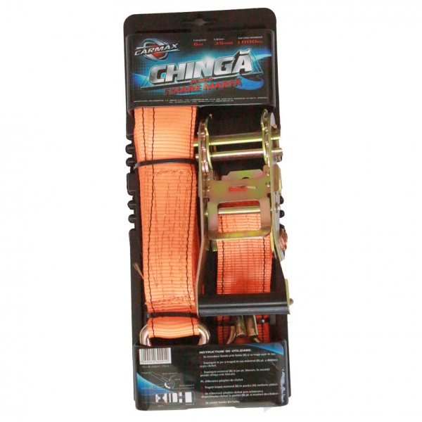 Chinga 1000KG 6M x 35MM Carmax 35500642