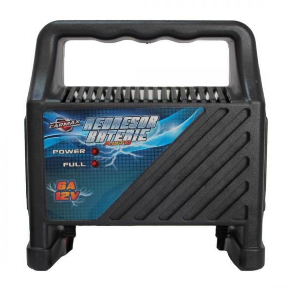 Incarcator Baterie 12V 6A Carmax 35500978