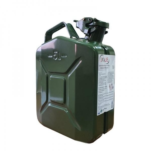 Jolie Canistră Pentru Produse Petroliere Din Metal 5L 434410
