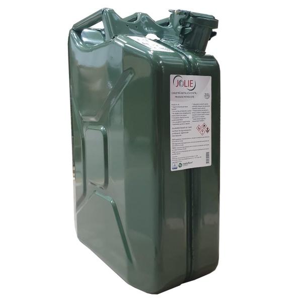 Jolie Canistră Pentru Produse Petroliere Din Metal 20L 434710