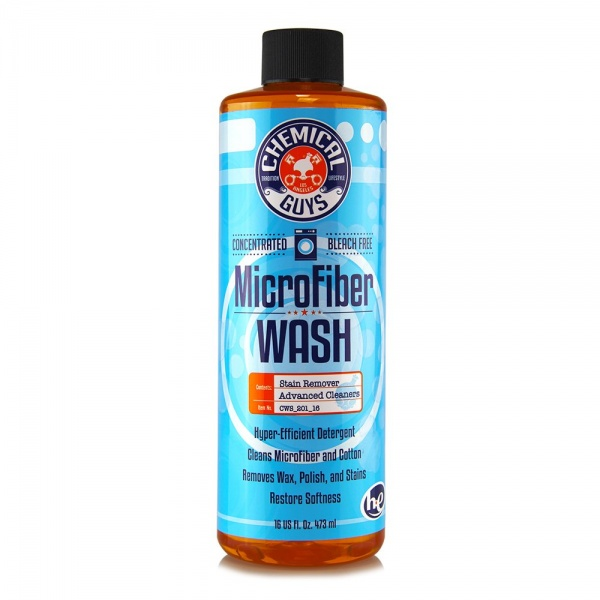 Chemical Guys Microfiber Wash Cleaning Detergent Concentrate-Detergent Microfibra CWS_201_64