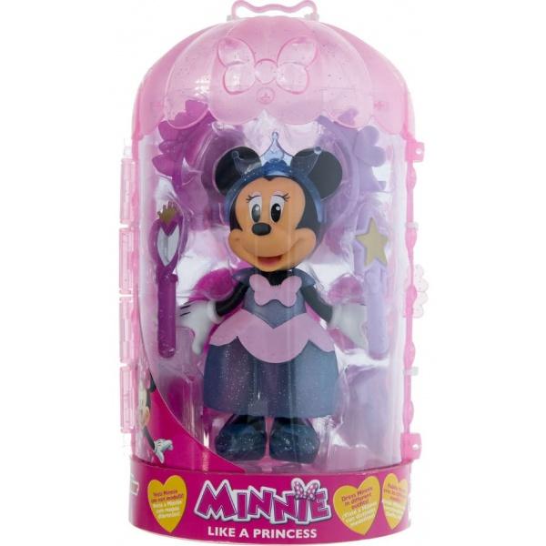 Disney Papusa Minnie Cu Accesorii Printesa 33517060