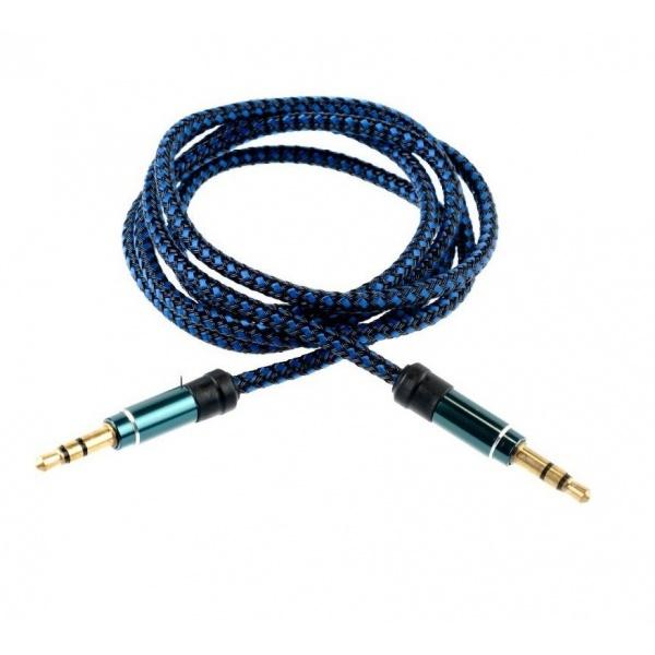 Tellur Cablu Audio 3.5MM 1 M Albastru 43501631
