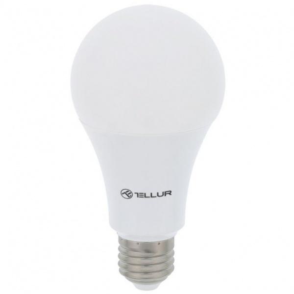 Tellur Bec Inteligent LED E27 Wireless 10W 1000lm Lumina Alba Rece/Calda Reglabil Compatibil iOS/Android 45506147