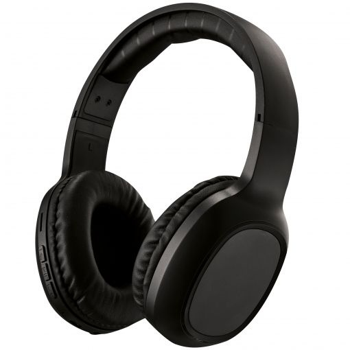 Poss Casti Bluetooth Over Ear Negru PSHB169BK