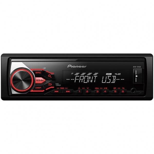 Pioneer Player Auto USB MVH-181UB 4 x 50 W AUX 43501033