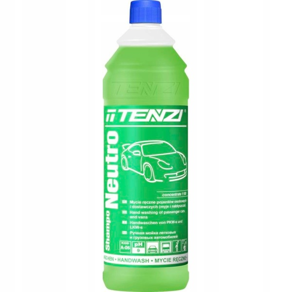 Tenzi Sampon Neutro Super Car 1000ML A05/001