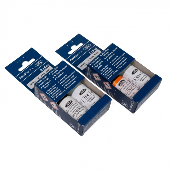 Set 2 Buc Corector Vopsea + Lac Oe Ford Portocaliu Orange 6FSE5ZA 18ML 2245562