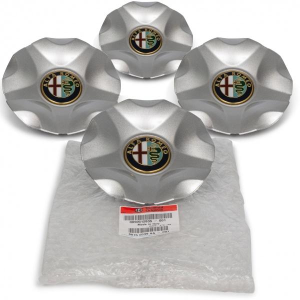 Set 4 Buc Capac Janta Oe Alfa Romeo Mito 2008→ Silver 50512635